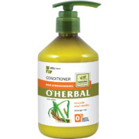 Balsamo Rinforzante per Capelli Indeboliti - O'Herbal - 500ml