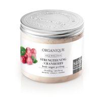 Peeling tonificante al cranberry