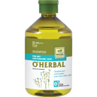 Shampoo per Capelli Secchi e Danneggiati - O'Herbal - 500ml