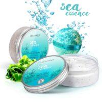 Crema Corpo 200ml e Peeling Salino 200ml - Sea Essence - Organique