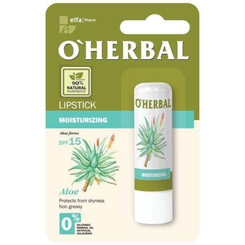 Stick Labbra Idratante all'Aloe