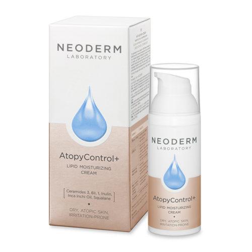 Crema Idratante Lipidica per Pelle Secca e Atopica