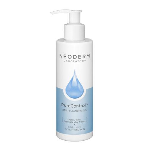 Gel Detergente Purificante per Pelle Grassa e Acneica