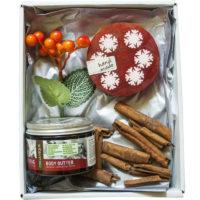 confezione regalo energizing organique