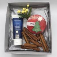 confezione regalo dopobarba organique
